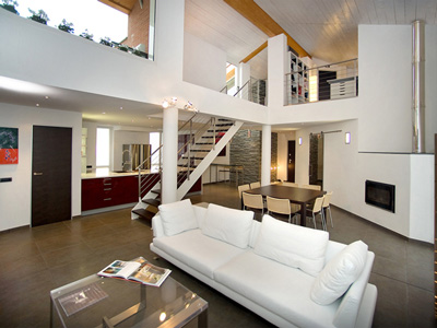 Loft spadolini bocconi vendita manor re for Progetti di loft di stoccaggio garage